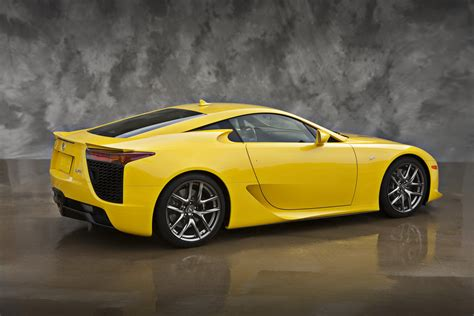 lfa lexus lexus announces lfa luggage collection tens of buyers