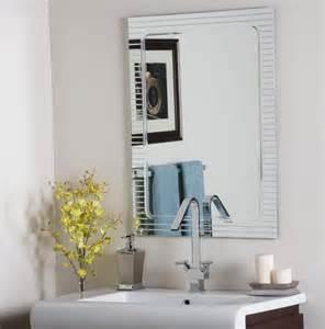 bathroom wall mirrors frameless bathroom wall mirrors frameless home design ideas