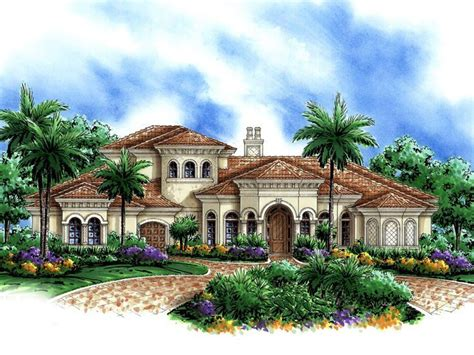 mediterranean style home plans 37 best mediterranean house plans images on
