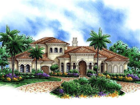 mediterranean homes plans 37 best mediterranean house plans images on
