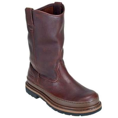 mcrae boots s mr85263 slip resistant wellington work boot