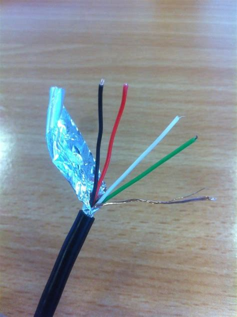 how to cover bare electrical wires ground bare wire in usb cable electrical