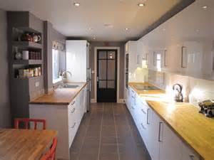 Design House Kitchen Terraced House 187 Kent Griffiths Design