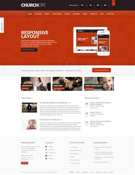 best responsive theme 20 best responsive themes 2012