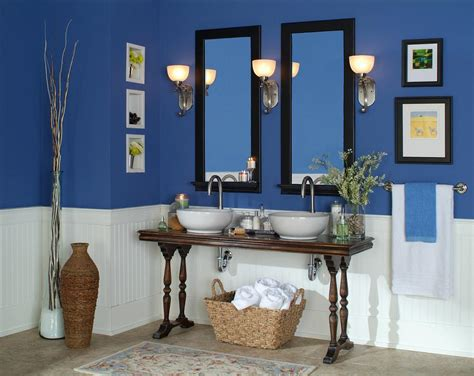 Wainscoting Bathroom Height by Wainscot Height Paneling Gallery