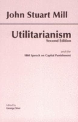 utilitarianism books utilitarianism 2nd edition rent 9780872206052 087220605x