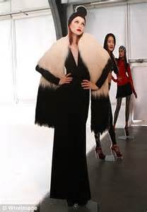 Well Played Hudson Couture In The City Fashion by New York Fashion Week Norma Kamali Shows Collection On