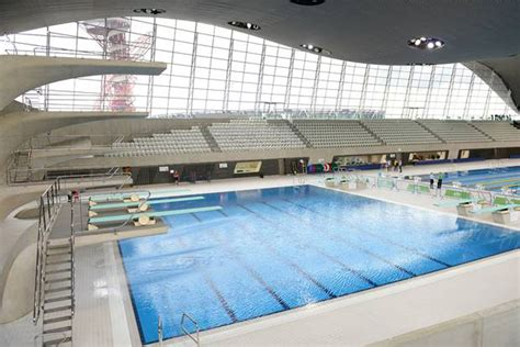 londons hottest swimming pools including  olympic