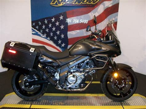 Suzuki Adventure Touring Buy 2013 Suzuki V Strom 650 Abs Adventure Touring On 2040