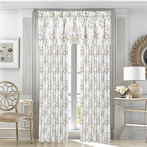 piper curtains buy piper wright haley 84 inch rod pocket window curtain