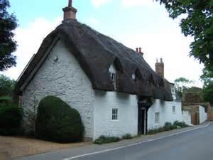 thatched cottage in orton longueville c richard