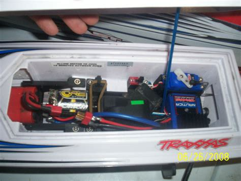 traxxas blast boat brushless traxxas blast boat rtr for trade r c tech forums