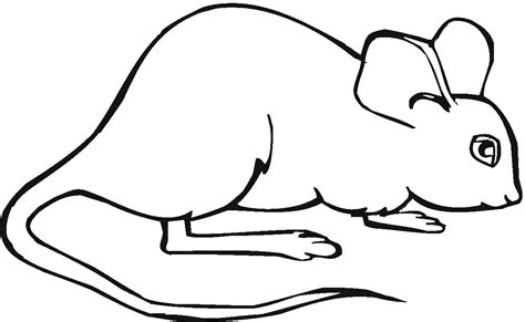 Mouse Colouring Pages Kids Coloring Europe Travel Childrens Colouring Pages Free
