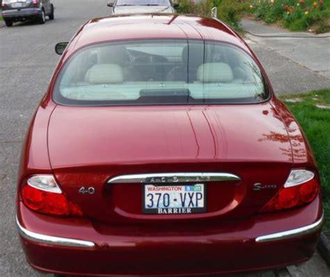2000 jaguar s type 4 0 engine sell used 2000 jaguar s type 4 0l v8 new engine nicest