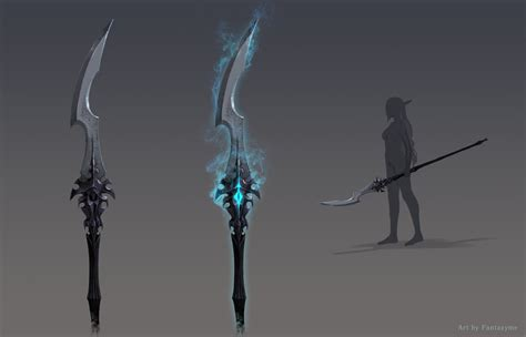 design concept gallery arela spear concept by fantazyme on deviantart
