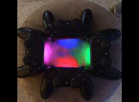 Ps4 Controller Light Colors by Dualshock 4 Controller Color Effect