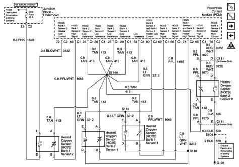 stunning toyota oxygen sensor wiring diagram photos
