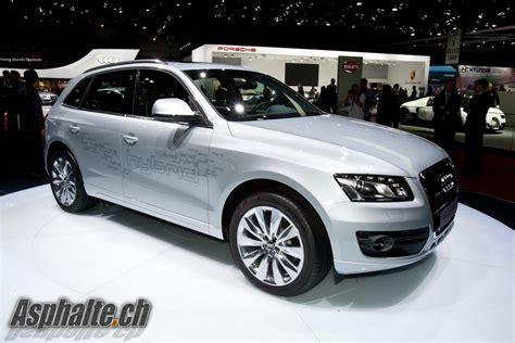 Audi Hybrid Q5 by Gen 232 Ve 2011 Audi Q5 Hybrid Asphalte Ch
