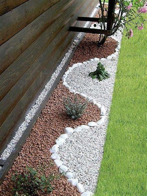 Pebble Garden Ideas 25 Pebble Garden Decoration Ideas Houz Buzz