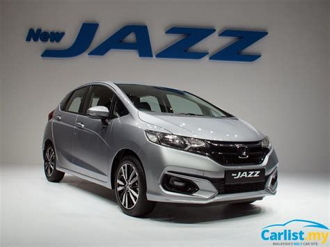 New Honda Jazz 2017 2017 honda jazz facelift launched priced from rm74 800