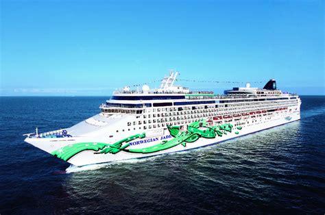 norwegian cruise ship jade cruise ship review the newly reved norwegian jade