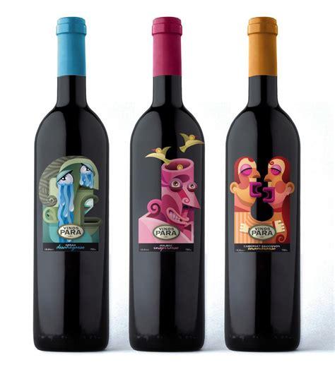 indian wine label by himanshi shah via behance quot etiquetas vinos para quot a project by mauco