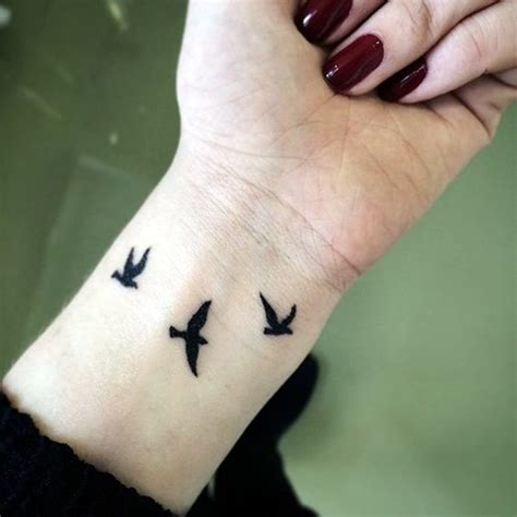 40 tiny bird tattoo ideas to admire bored art