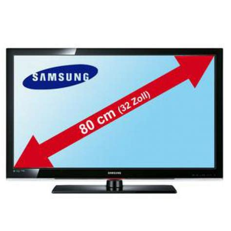 Samsung Led 32 Zoll 3366 by Samsung 80cm 32 Zoll Lcd Tv Le32c530 Marktkauf Ansehen
