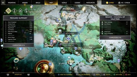 god  war valkyrie queen guide   unlock  defeat