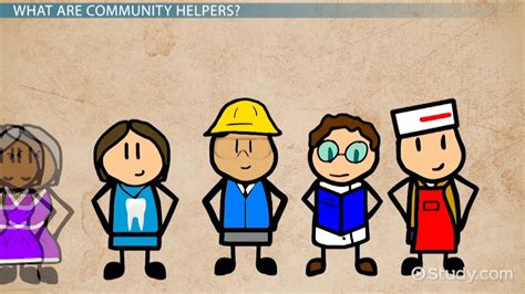 Resume For All Jobs by Community Helpers For Preschool Video Amp Lesson