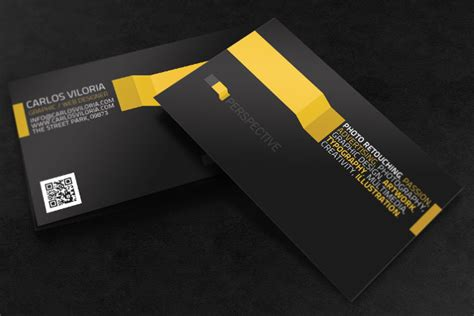 cool card template cool business cards 23 free psd ai vector eps format
