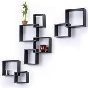 8 pc interlocking cube wall shelf set from kohl s things i