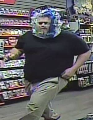 hammond city tattoo id suspect who wore world s worst disguise during