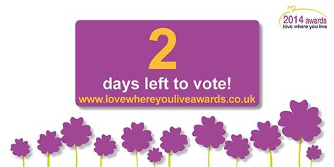 Only 2 Days To Vote by Just Three Days Left To Vote