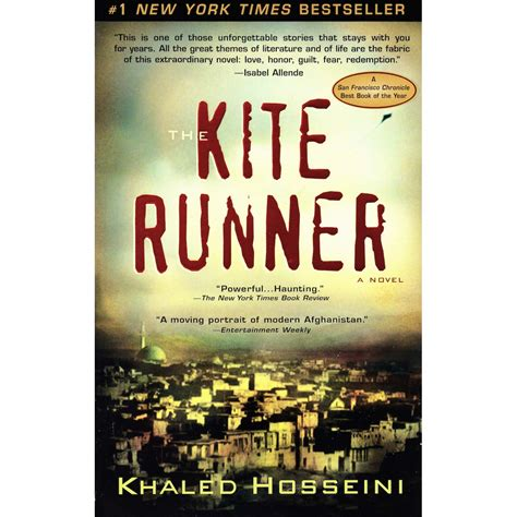 The Book the kite runner by khaled hosseini reviews discussion