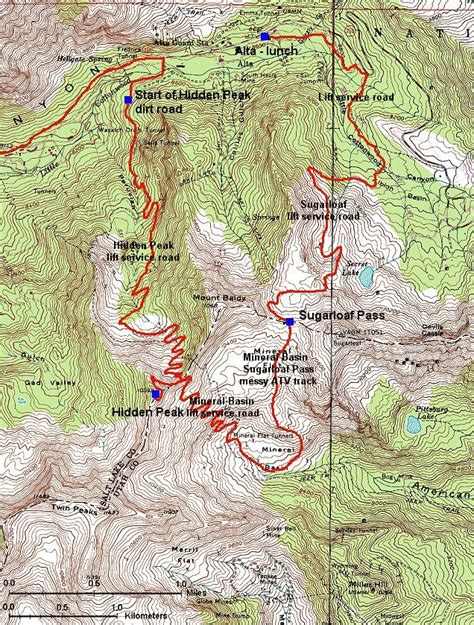 wasatch mountains map six wasatch resorts mountain bike ride