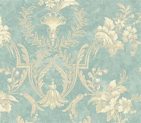 wallpaper for walls in raipur interior place baby blue floral damask wallpaper 23 12