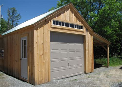 Garage Door 20 X 8 One Bay Garage Jamaica Cottage Shop
