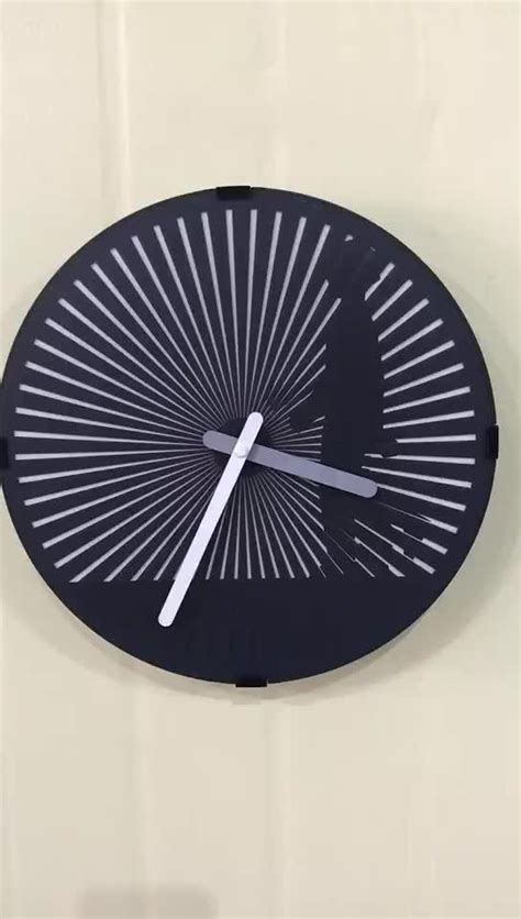 dynamic motion walking wall clock with alarm buy dynamic clock walking clock motion