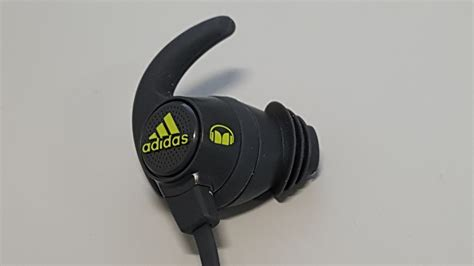 Headphone Adidas adidas sport response headphones review