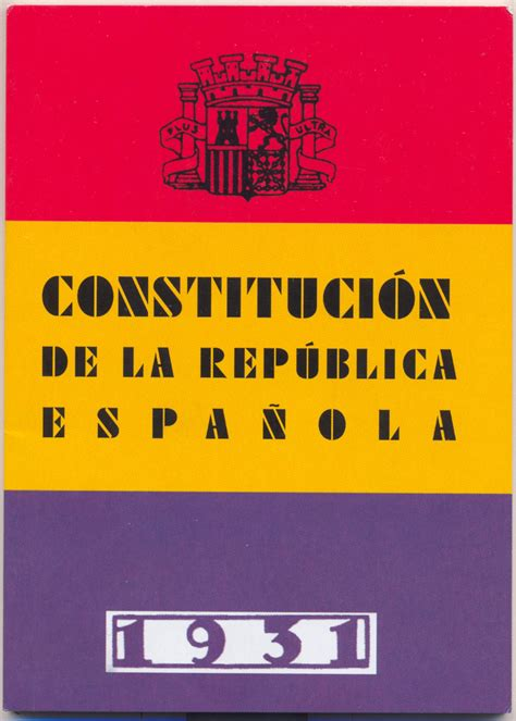 constituci n de c cuta wikipedia la enciclopedia libre constituci 243 n espa 241 ola de 1931 wikipedia la enciclopedia