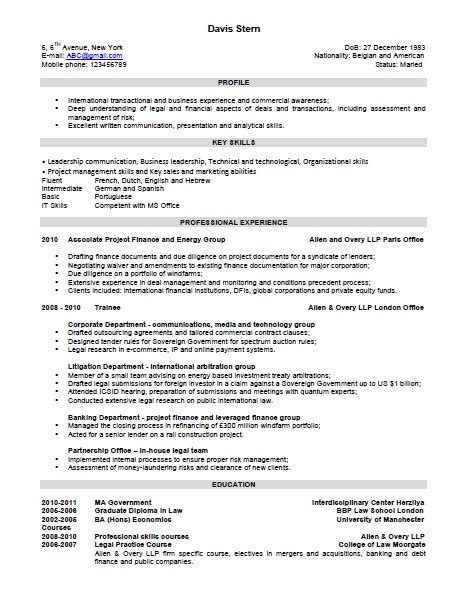 The Combination Resume Template Format And Exles Combination Resume Format Template