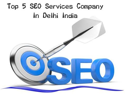 Seo Company 5 top 5 seo services company in delhi india authorstream