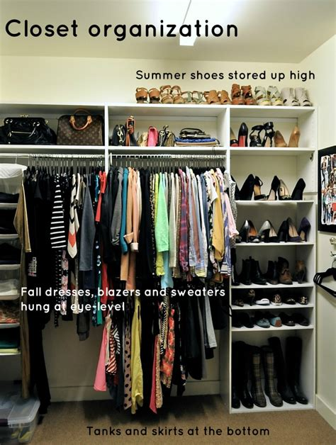 organize my closet fall closet organization and tips for staying organized