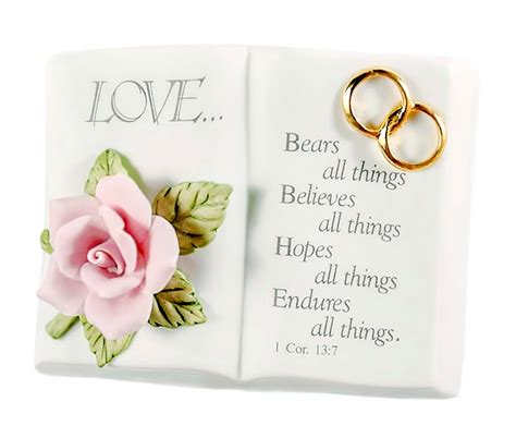 Wedding Rings With Bible Verses by Verse Bible Wedding Cake Topper Couplesoncakes