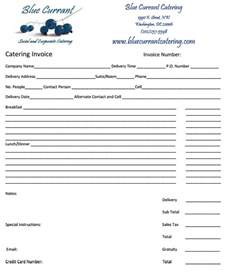 catering invoice template 28 catering invoice templates free demplates