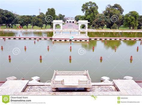 jardins de shalimar photo stock image 56629590