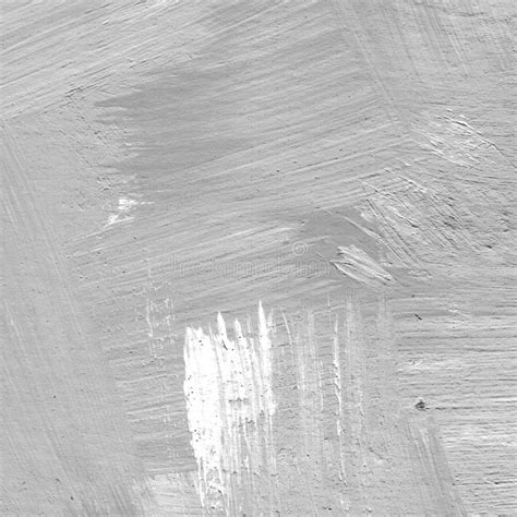 white textured l shade white painted textured abstract background with brush