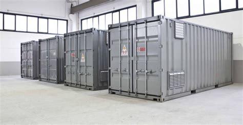 cabine elettriche prefabbricate cabine container mobile bt bt iei brescia