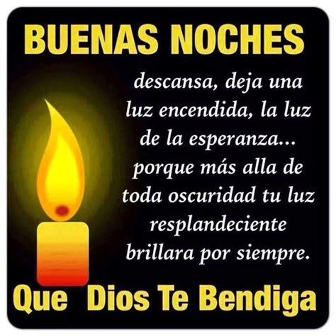 imagenes buenas noches bendiciones frases para tu muro buenas noches que dios te bendiga